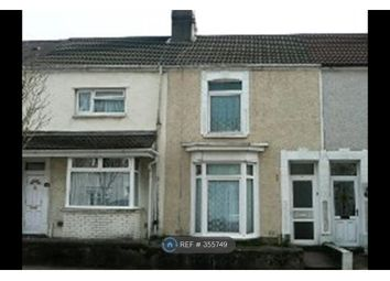 Thumbnail 4 bed terraced house to rent in Rhyddings Terrace, Brynmill, Swansea