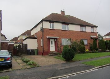 Thumbnail 3 bed semi-detached house to rent in Roseberry Road, Trimdon Station