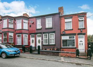 3 bed terraced house for sale in Halcyon Road, Birkenhead CH41