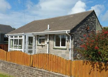 Thumbnail 2 bedroom semi-detached bungalow to rent in Waun Las, Dwrbach Scleddau, Fishguard