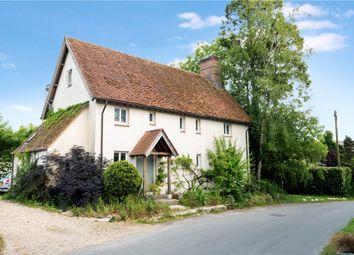 Thumbnail 4 bed detached house for sale in Dorchester Road, Sydling St. Nicholas, Dorchester, Dorset