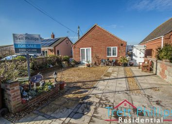 3 bed detached bungalow for sale in Sunset Walk, Bush Estate, Eccles-On-Sea, Norwich NR12