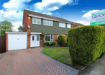 Thumbnail 3 bedroom semi-detached house for sale in Heath Way, Horsham, West Sussex