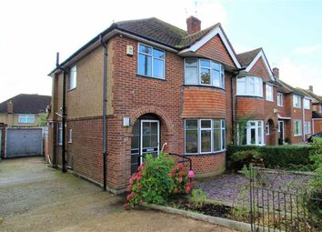 Thumbnail 3 bed semi-detached house for sale in Harvil Road, Harefield, Middlesex