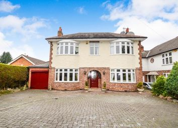 Thumbnail 4 bed detached house for sale in Wigston Road, Oadby, Leicester, Leicestershire