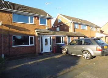 Thumbnail 4 bed semi-detached house for sale in Turner Road, Sawley, Nottingham