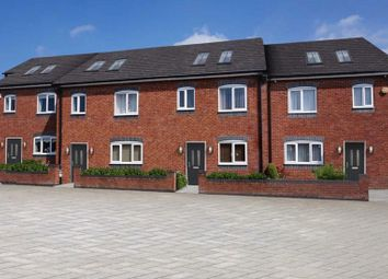 Thumbnail 4 bed town house for sale in Corona Park, Sandford Road, Newcastle-Under-Lyme