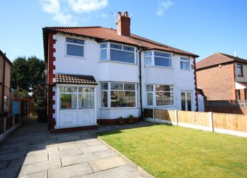 Thumbnail 3 bed semi-detached house for sale in Lonsdale Road, Southport