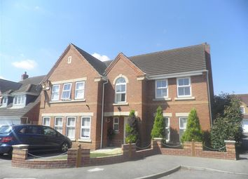 Thumbnail 5 bed property to rent in Villa Way, Wootton, Northampton