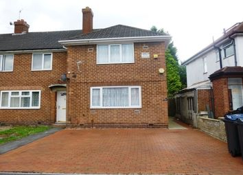 Thumbnail 3 bed property to rent in Dunedin Road, Great Barr, Birmingham
