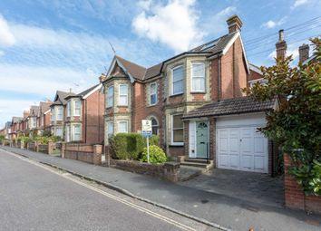 Thumbnail 4 bedroom semi-detached house for sale in Arthur Road, Horsham