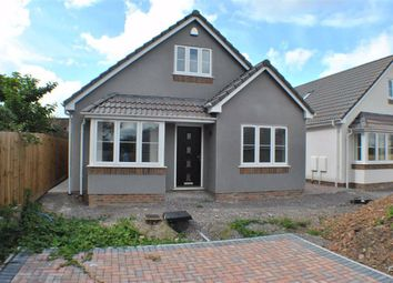 Thumbnail 3 bedroom detached bungalow for sale in Aldens Close, Winterbourne Down, Bristol