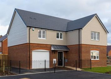 Thumbnail 4 bedroom detached house for sale in The Fyfield, High Penn Park, Calne