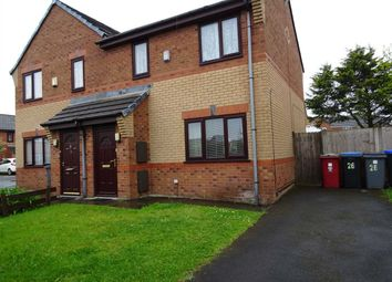 Thumbnail 2 bedroom semi-detached house to rent in Elmridge Crescent, Blackpool