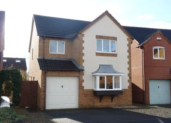 Thumbnail 4 bed detached house for sale in Wirral Way, Swindon
