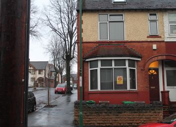 Thumbnail 6 bed terraced house to rent in Rolleston Drive, Lenton, Nottingham