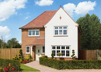 """Thumbnail 4 bedroom detached house for sale in """"Cambridge"""" at West Wold, Swanland, North Ferriby"""