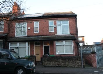 Thumbnail 5 bed terraced house to rent in Derby Grove, Lenton, Nottingham