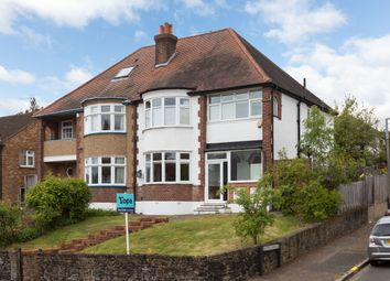 Thumbnail 3 bed semi-detached house for sale in Russell Road, Buckhurst Hill