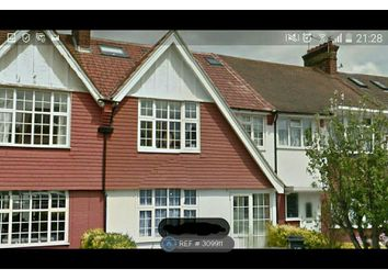 Thumbnail 4 bedroom terraced house to rent in Pendennis Road, London