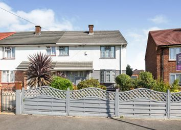 Thumbnail 3 bed end terrace house for sale in Roles Grove, Romford
