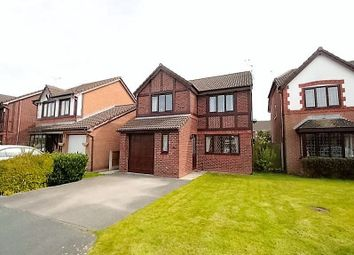 Thumbnail 4 bed detached house for sale in Mouldsworth Close, Northwich