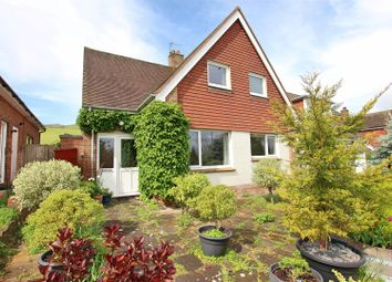 Thumbnail 4 bed detached house for sale in Chalk Farm Close, Eastbourne