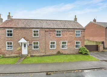Thumbnail 4 bed detached house for sale in Main Street, North Frodingham, Driffield