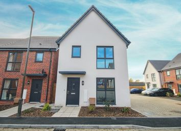 Thumbnail 3 bed detached house for sale in Wootton Close, Leabrooks, Alfreton