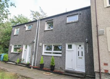 Thumbnail 3 bed terraced house for sale in Achray Road, Glasgow