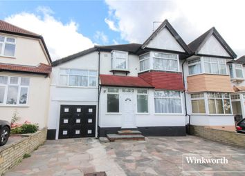 Thumbnail 5 bed semi-detached house to rent in Glendor Gardens, London
