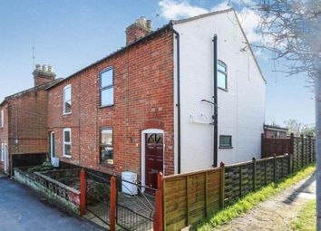 Thumbnail 2 bed semi-detached house for sale in Halesworth, Suffolk