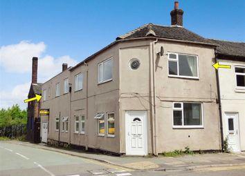 Thumbnail 2 bedroom flat to rent in Uttoxeter Road, Longton, Stoke-On-Trent
