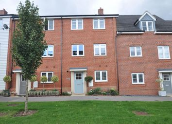 4 bed terraced house for sale in Jubilee Drive, Church Crookham, Fleet GU52