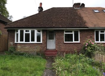 Thumbnail 3 bed bungalow for sale in Quetta, Common Road, Ightham, Sevenoaks, Kent
