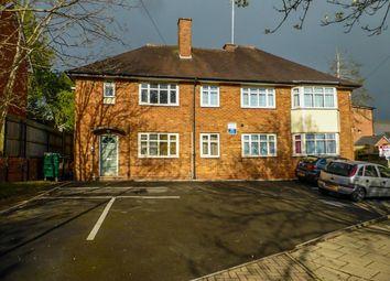 Thumbnail 1 bed flat to rent in Sunderton Road, Kings Heath, Birmingham, West Mirlands