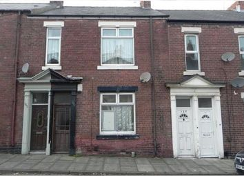 Thumbnail 2 bedroom terraced house for sale in Eglesfield Road, South Shields