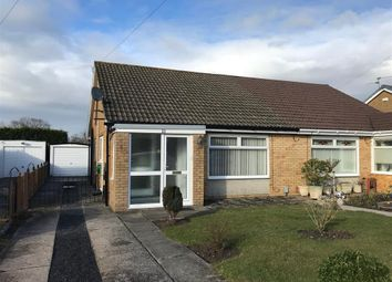 Thumbnail 2 bed semi-detached bungalow to rent in Cambourne Close, Highlight Park, Barry