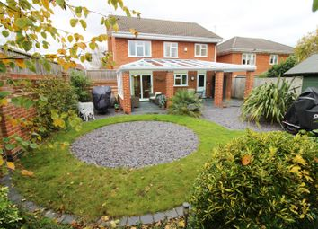 Thumbnail 4 bed detached house for sale in Hunters Chase, Caversham, Reading
