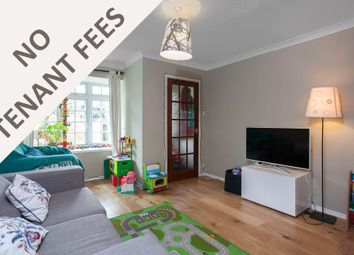 Thumbnail 2 bed terraced house to rent in St. Edmund's Close, London