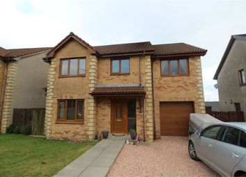Thumbnail 4 bed detached house for sale in Riverside Way, Leven, Fife