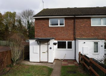 Thumbnail 3 bed end terrace house to rent in Clements Close, Spencers Wood, Reading