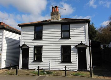 Thumbnail 3 bed detached house for sale in Holmwood Cottages, Rushmore Hill, Pratts Bottom, Kent