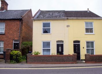Thumbnail 2 bed semi-detached house for sale in Ingate, Beccles