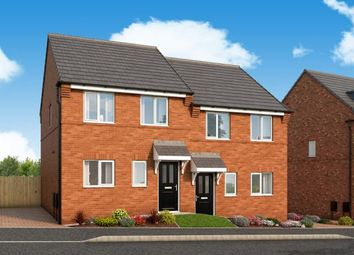 "Thumbnail 3 bed property for sale in ""The Kendal At New Forest"" at Goodwood, Leeds"