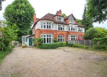Thumbnail 2 bedroom flat for sale in Upper Park Road, Camberley, Surrey