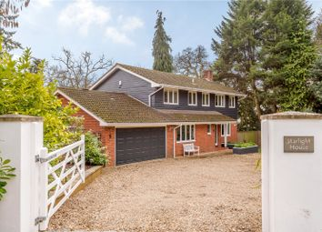 Thumbnail 5 bedroom detached house for sale in St. Leonards Hill, Windsor, Berkshire