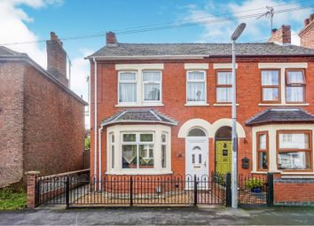 Thumbnail 3 bedroom semi-detached house for sale in Colvile Road, Wisbech