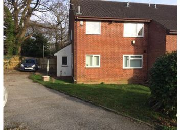Thumbnail 1 bed flat for sale in 121A Viscount Walk, Bearwood, Bournemouth