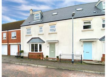Thumbnail 4 bed mews house for sale in Marconi Drive, Highbridge